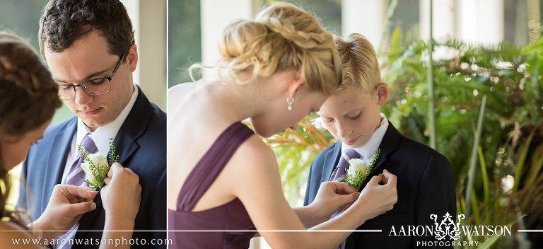 Small Intimate Virginia Wedding Aaron Watson Photography